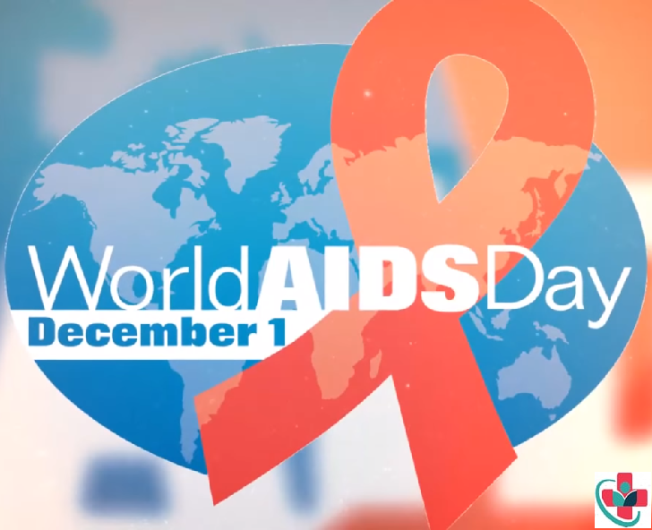WORLD AIDS DAY #WorldAIDSDay🎗️