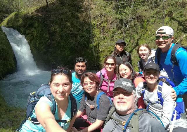 Buck Creek Falls Loop Hike