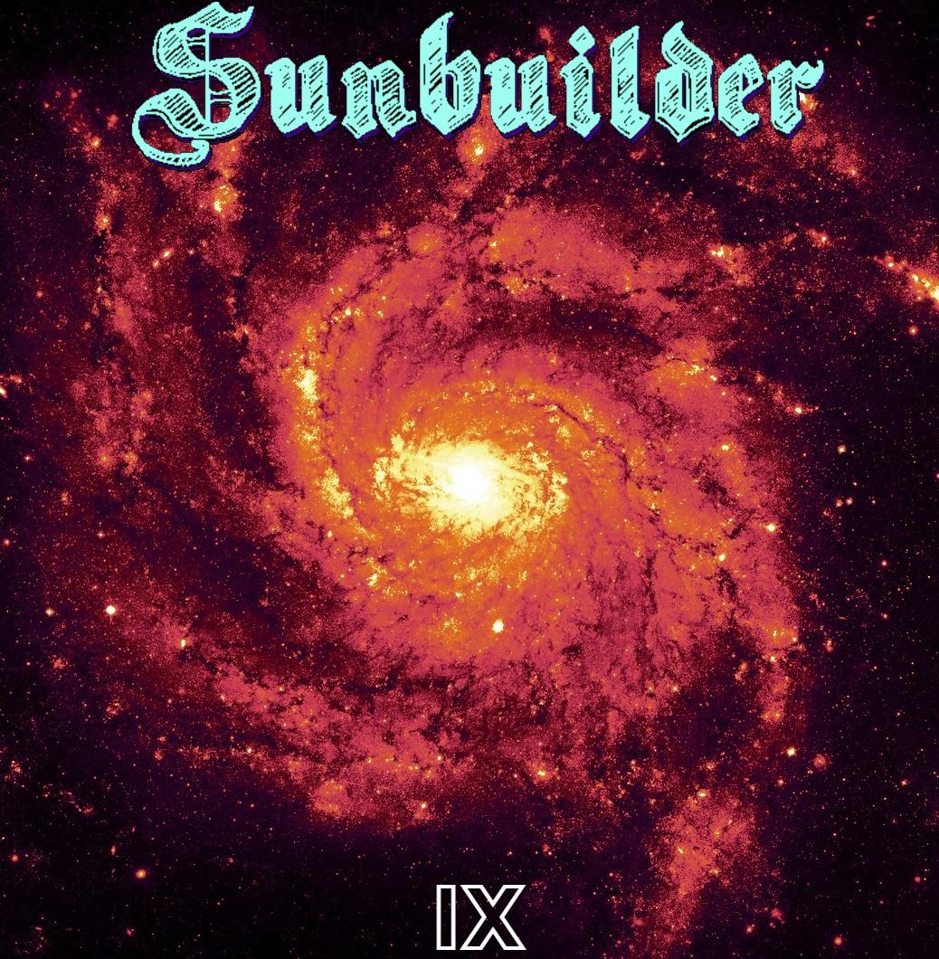 Sunbuilder IX Front Cover