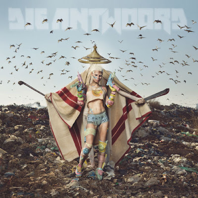 "DIE ANTWOORD ""Mount Ninji And da Nice Time Kid"""
