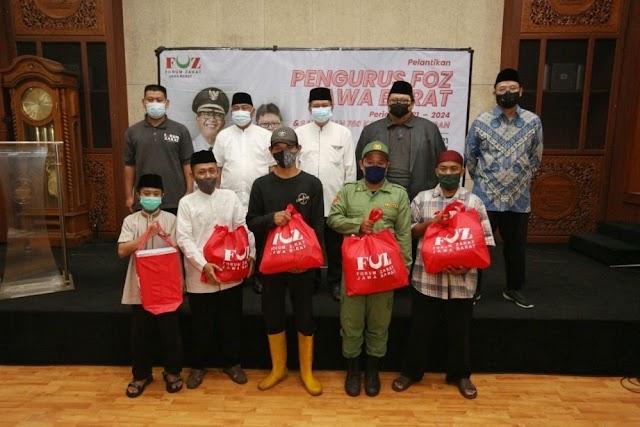Wali kota Bandung : Lembaga Zakat Harus Hadirkan Kepercayaan Kepada Umat