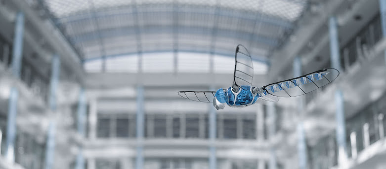 The Bionic Copter