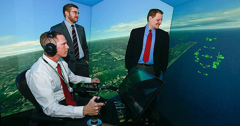 ¿Stealth? Inteligencia artificial ALPHA vence a los mejores pilotos de combate