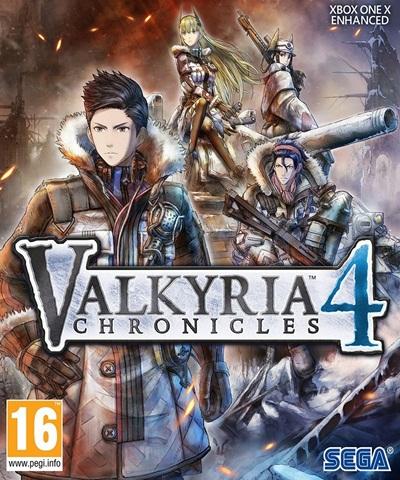 โหลดเกมส์ Valkyria Chronicles 4