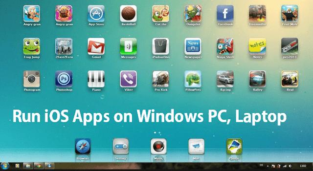 Run IOS Apps On Windows