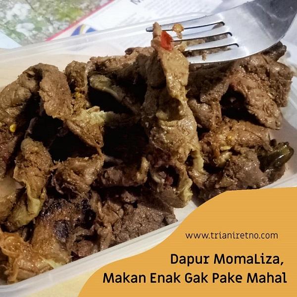Dapur MomaLiza, Makan Enak Gak Pake Mahal