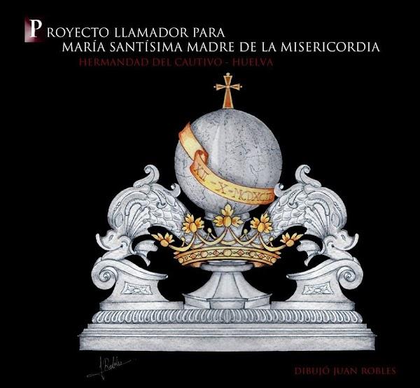 Nuevo llamador para la Virgen de la Misericordia de Huelva