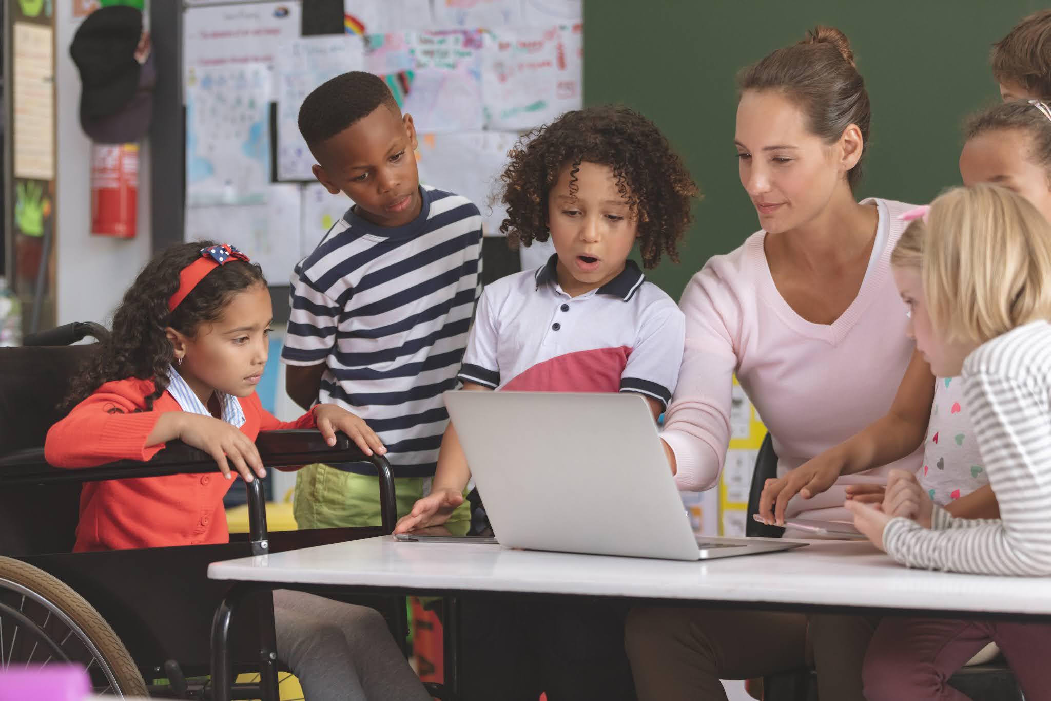 montessori elementary. power of inquiry.