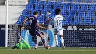 Super Eagles star makes massive blunder as La Liga return