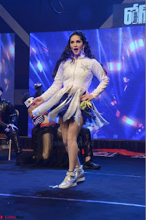 Sunny Leone Dancing on stage At Rogue Movie Audio Music Launch ~  031.JPG