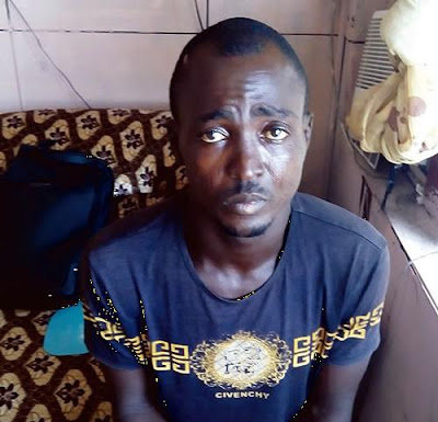 Man confesses how he r*ped 12yr old girl and gave her N200 to keep her mouth shut