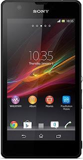 Cara Flashing Sony Xperia ZR LTE C5503 dengan mudah