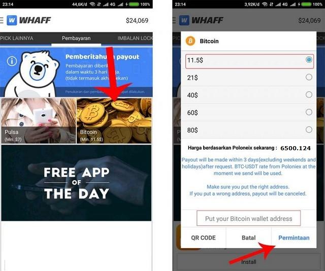 Cara Mendapatkan Bayaran dari Whaff Rewards ke Paypal