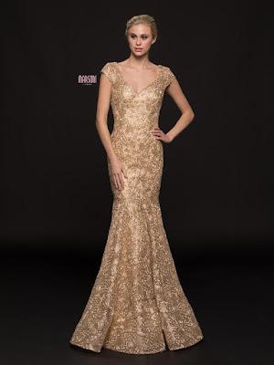 gold shimmery dresses