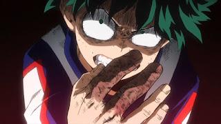 ヒロアカ 体育祭アニメ   緑谷出久 かっこいい   デク   MIDORIYA IZUKU   僕のヒーローアカデミア My Hero Academia   Hello Anime !