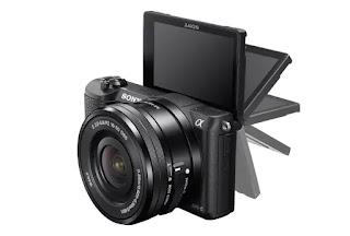 Daftar 5 Kamera Mirrorless Murah Terbaik 2021 3. Sony A5100