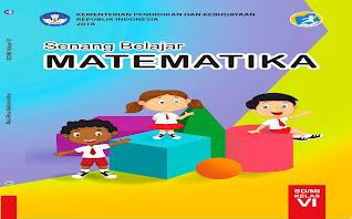 kunci jawaban buku siswa senang belajar matematika kelas 6 k13