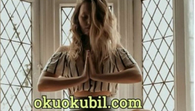 Yoga ve Meditasyonda Teslim Olma - Surrendering in Yoga and Meditation
