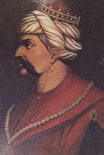 OTTOMANS EMPIRE YAVUZ SULTAN SELİM