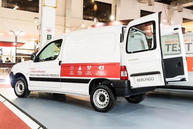Citröen reestreia Berlingo na linha 2019 por R$ 65 mil