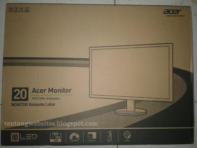 Harga monitor acer