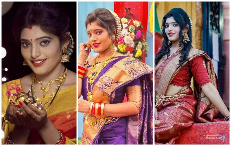 Priyanka Panigrahi Some Drop-Dead Gorgeous Saree Looks, Take a Look