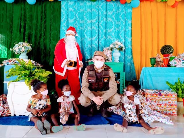 Ações do Natal Solidário beneficiam 361 crianças