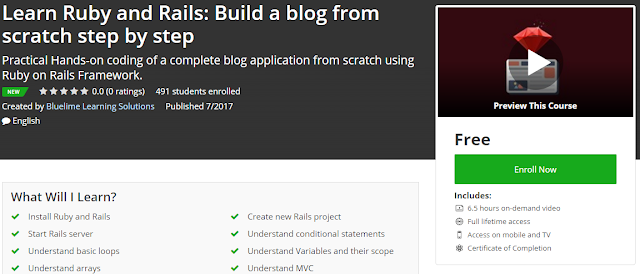 Learn-Ruby-and-Rails-Build-a-blog-from-scratch-step-by-step