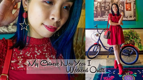 Chinese New Year Part 1 Weekend Outfit #80