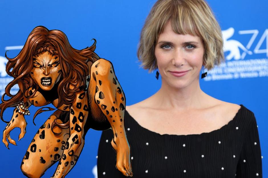 "Patty Jenkins confirma Kristen Wiig como vilã de ""Mulher Maravilha 2"""