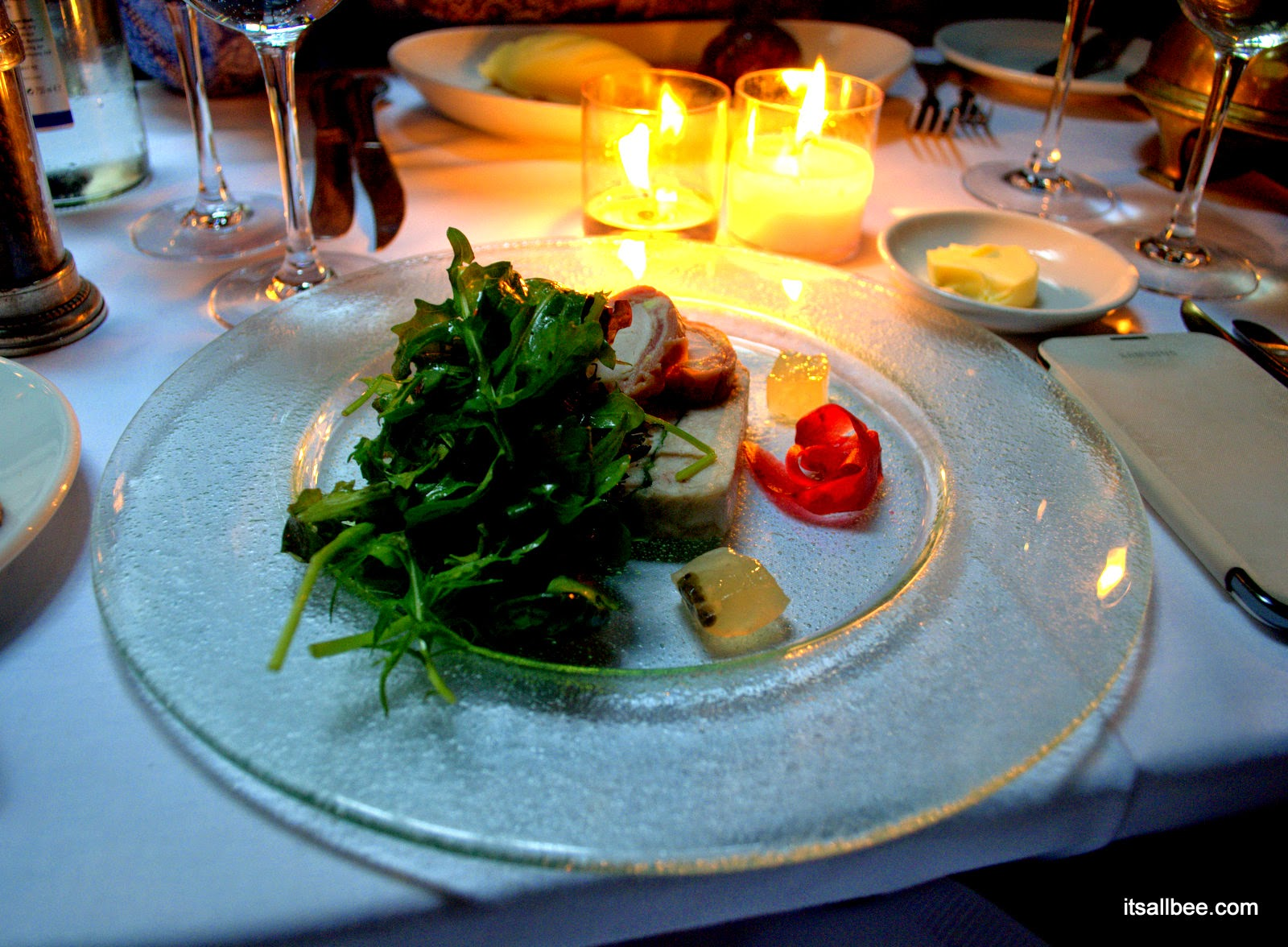 the witchery edinburgh restaurant review