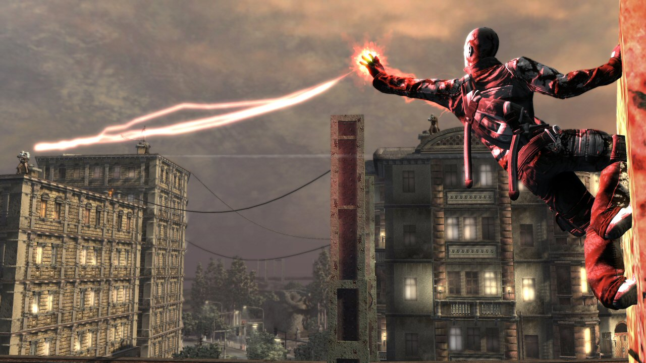 Infamous - PlayStation 3 Review | Chalgyr's Game Room