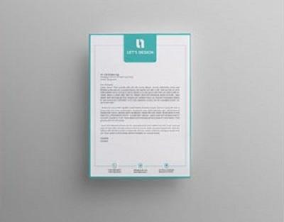 Thiết kế bo viền cho giấy tiêu đề