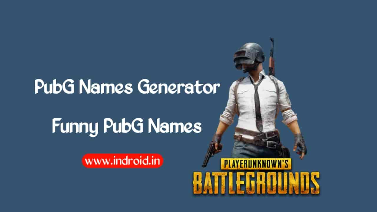 pubg name generator font, Funny PubG Names, funny pubg names hindi