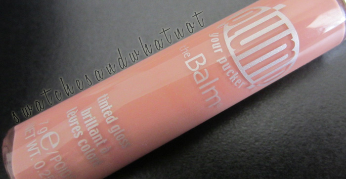 Plump Your Pucker Lip Gloss by theBalm #5