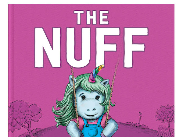 A Book To Remind Our Daughters They Are Enough {The Nuff Kids Book Review + Giveaway}