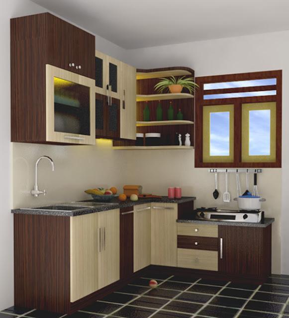 bentuk dapur type 36