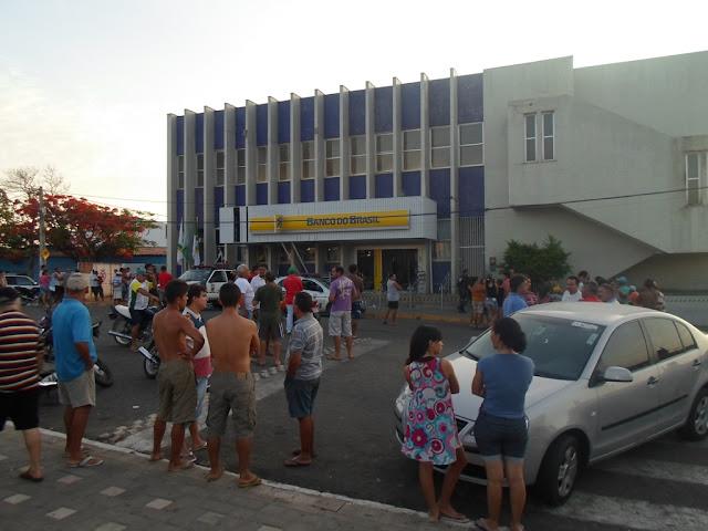Resultado de imagem para fotos do banco do brasil de sao paulo do potengi