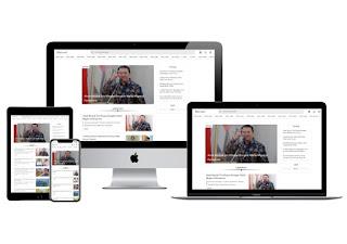 Download Warvest Free Blogger Template