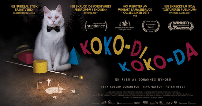 Koko-di Koko-da póster