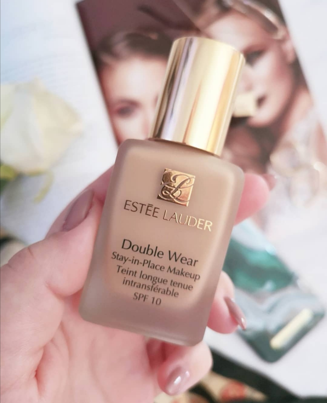 Base Double Wear Estee Lauder