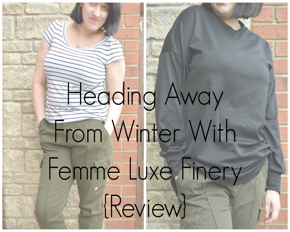 Heading Away From Winter With Femme Luxe Finery review
