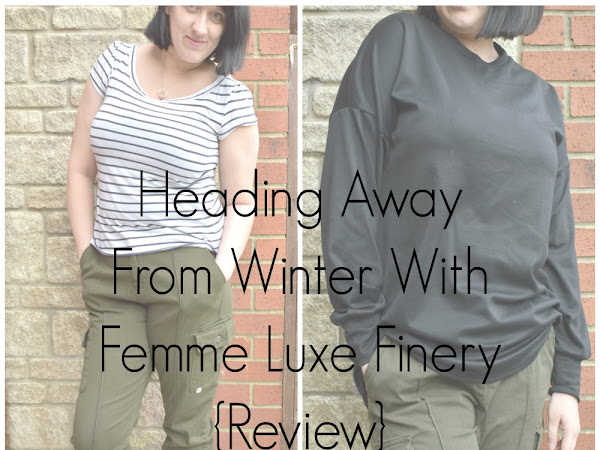 {AD/Review} Heading Away From Winter With Femme Luxe Finery