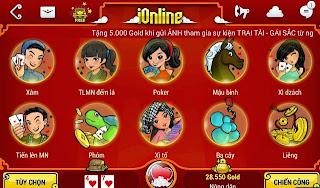 iOnline 3.2.0, Tải game iOnline 320 miễn phí về điện thoại
