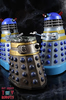 Doctor Who 'The Jungles of Mechanus' Dalek Set 32