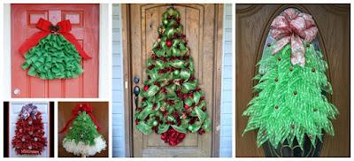 árboles-navideños-puerta