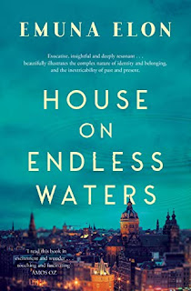 House on Endless Waters by Emuna Elon book cover
