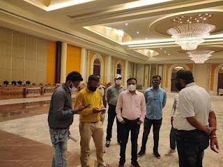 होटल संचालक के विरुद्ध एफआईआर दर्ज