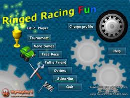 تحميل لعبة سباق السيارات الصغيرة Download ringed racing fun