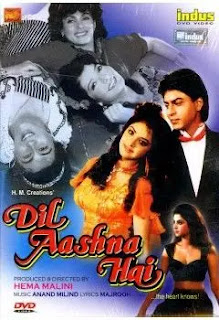 watch srk movie Dil Aashna Hai on rant